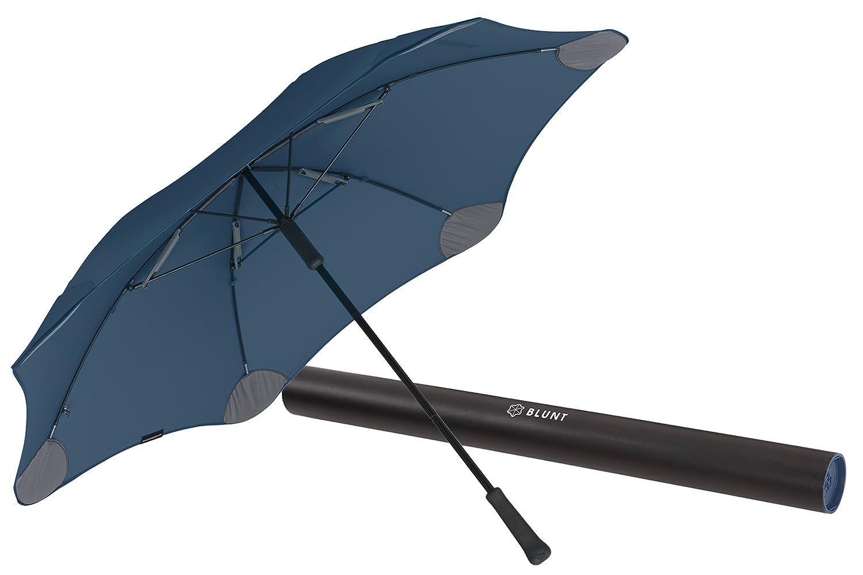 【正規輸入品】 ブラント クラシック (セカンド ジェネレーション) 全6色 長傘 手開き ネイビー 6本骨 65cm 耐風傘 A2460-70 B00BFLCFP6 ネイビー ネイビー