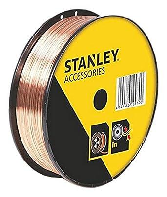 Stanley 460628 Bobine Fil Fourré No Gaz Diamètre 0 9 Mm