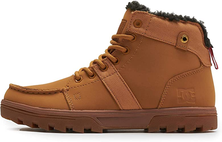DC Men's Woodland Ankle Boots: Amazon