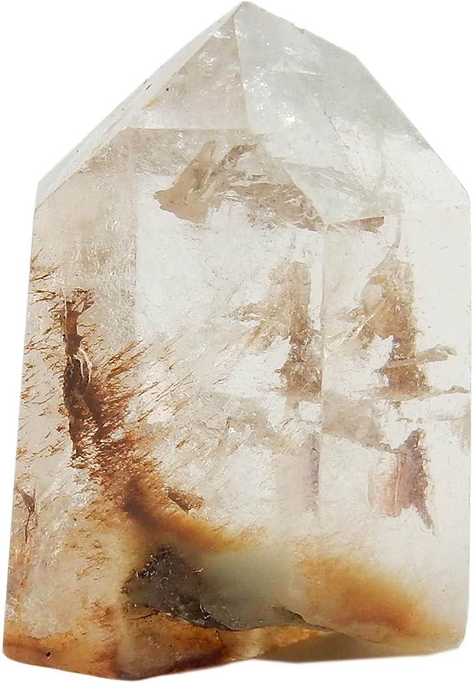 Amazing Rutilated cuarzo de cristal – Golden cuarzo minas Gerais ...