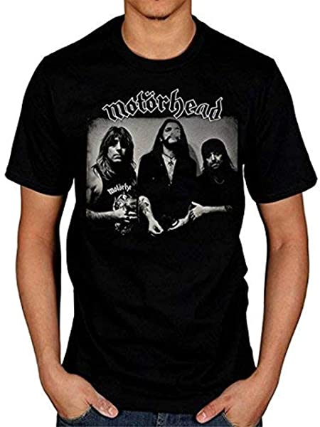 Ren Yaxin Motorhead Under Cover T-shirt Black