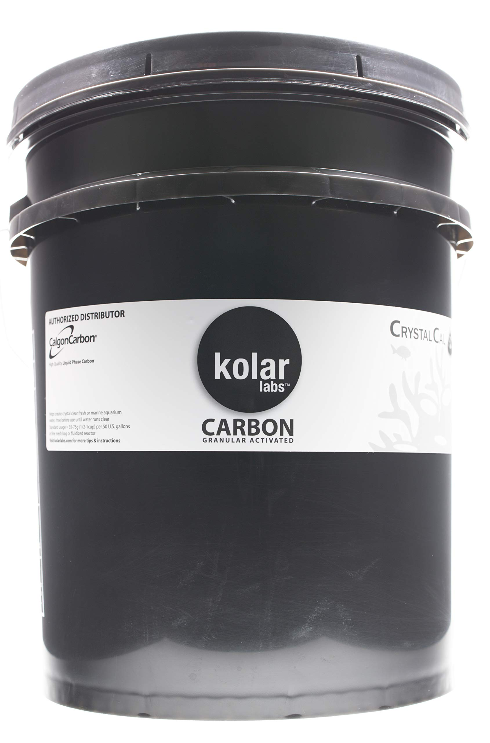 Kolar Labs- Aquarium Filter Carbon (5 Gallon Bucket) by Kolar Labs