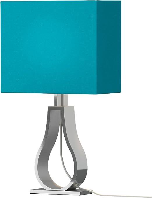 Zigzag Trading Ltd IKEA Klabb - Turquesa Lámpara de Mesa: Amazon ...