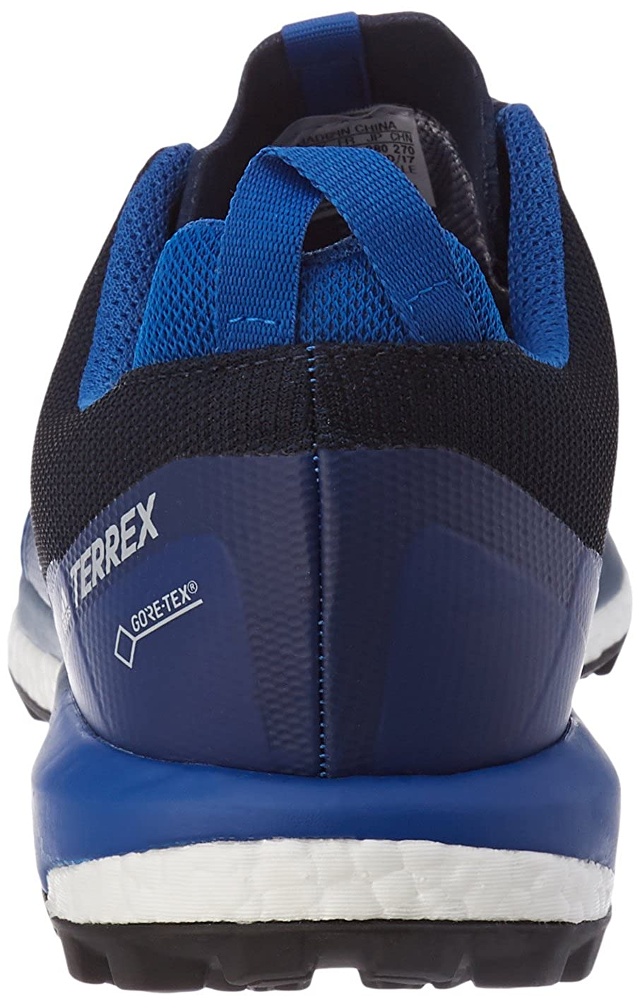 Terrex Skychaser GTX, Chaussures de Randonnée Basses Homme, Noir (Negbas/Negbas/Carbon 000), 41 1/3 EUadidas
