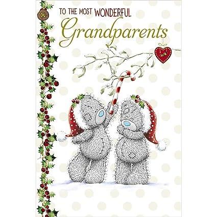 Amazon.com : Me to You Tatty Teddy Couple Cute New Christmas ...
