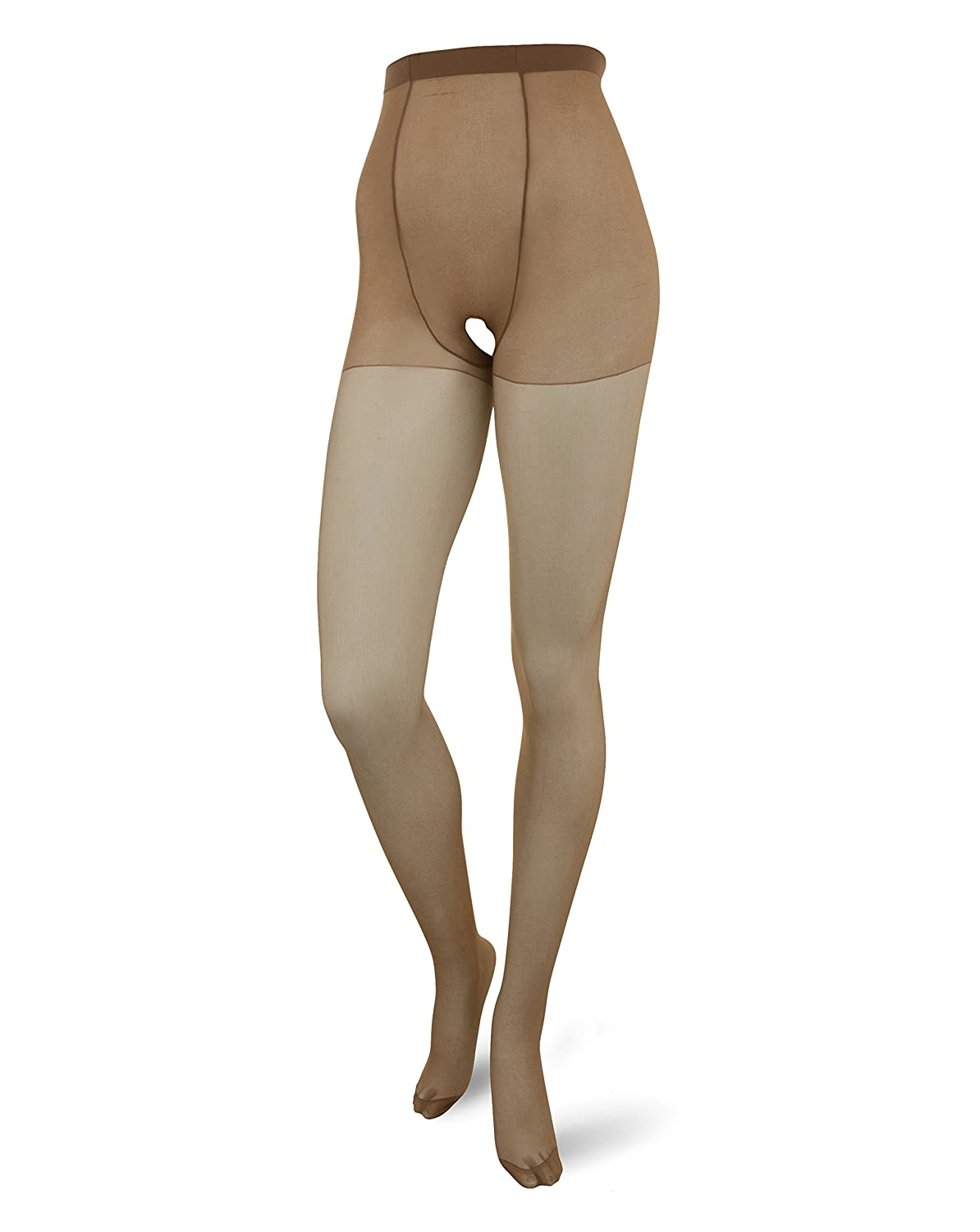 f03c634dc Simply Be Womens Naturally Close 6 Pack 15 Denier Airflow Pantyhose  Natural
