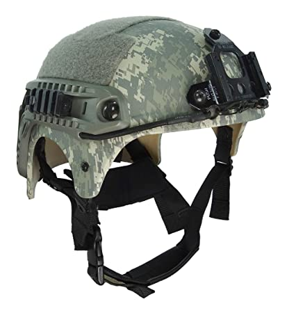 Nos sello IBH casco y soporte de visión nocturna sello integrado casco tacticalhelmet