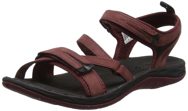 Merrell Women's Siren Strap Q2 Athletic Sandal B076QB1YLF 6 B(M) US Chocolate Truffle