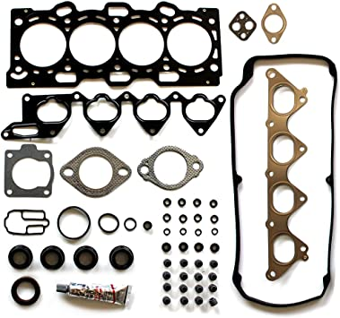 SCITOO Head Gasket Bolts Set Replacement for Mitsubishi Lancer 02-07 Head Gaskets Kit Sets