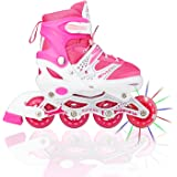 Tuko Children Adjustable Inline Skate Roller Shoes