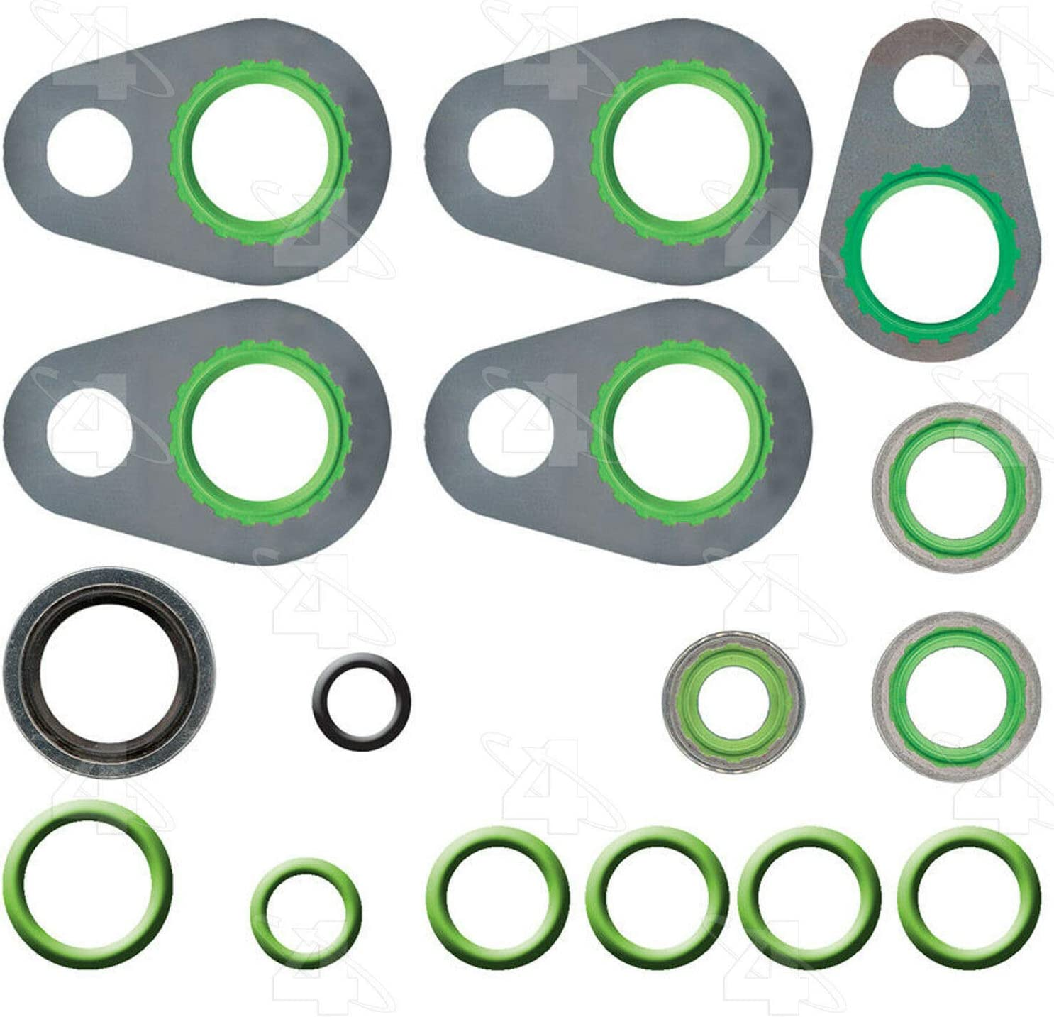 Four Seasons 26817 A//C System O-Ring and Gasket Kit