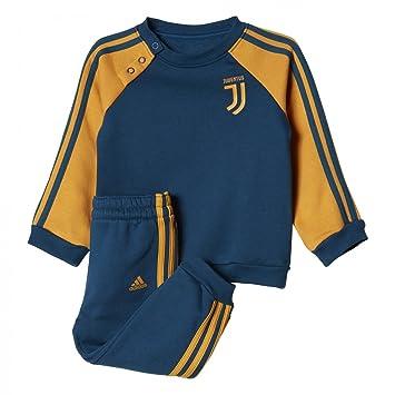 Adidas Juve 3s BBY J Chándal Juventus de Turín, Niños: Amazon.es ...