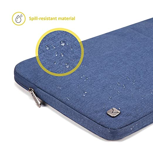 Amazon.com: CAISON 15.6 inch Ultrabook Laptop Case Sleeve for DELL XPS 15/15 inch Surface Book 2/15.6 Lenovo IdeaPad 330s Yoga 730 / ASUS ZenBook UX580 ...