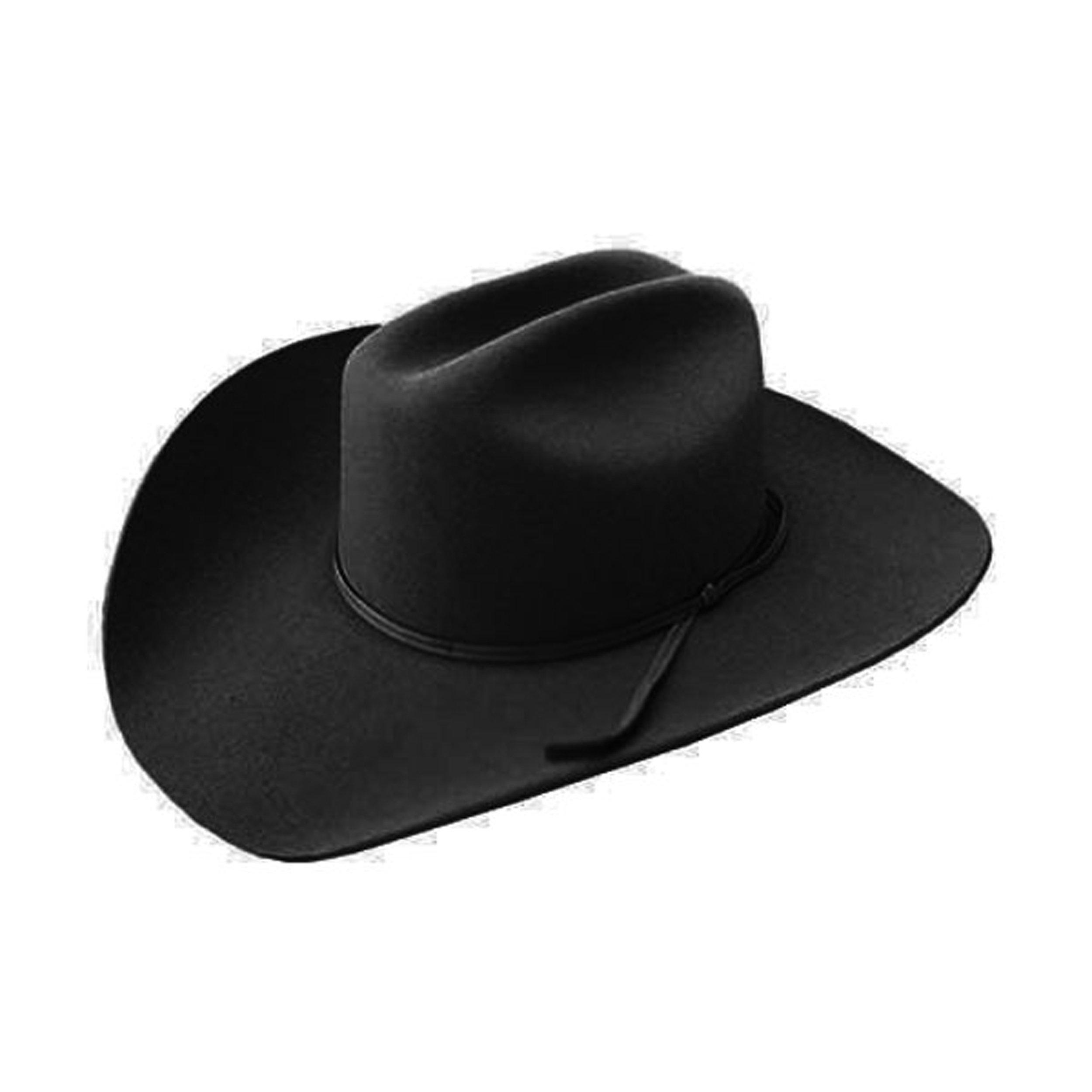 Stetson Cattleman Western Hat-Black-7