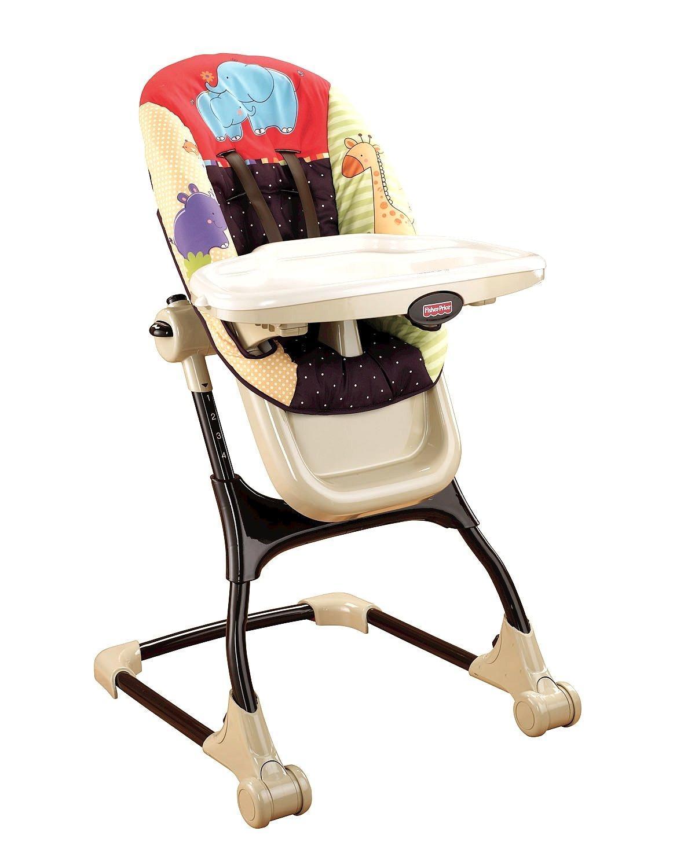 sc 1 st  Amazon.ca & Fisher-Price Luv U Zoo EZ Clean High Chair: Amazon.ca: Baby