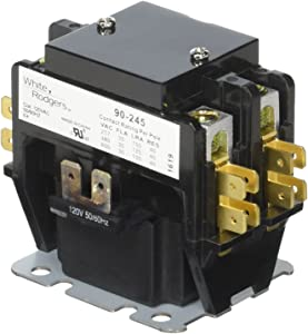 White Rodgers 90-245 2 Pole Contactor 120 Volt