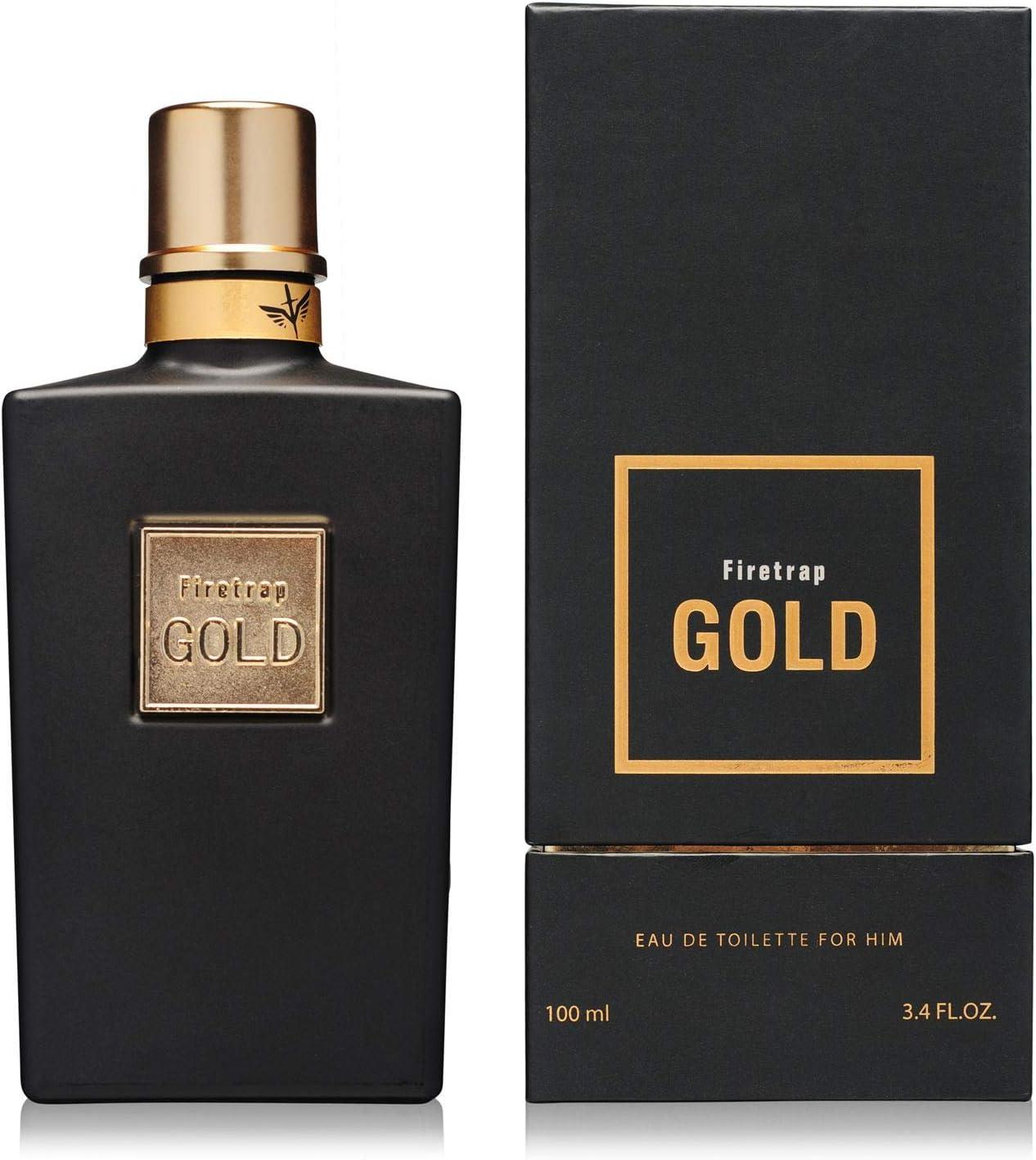 Firetrap Gold 2 Piece Fragrance Set