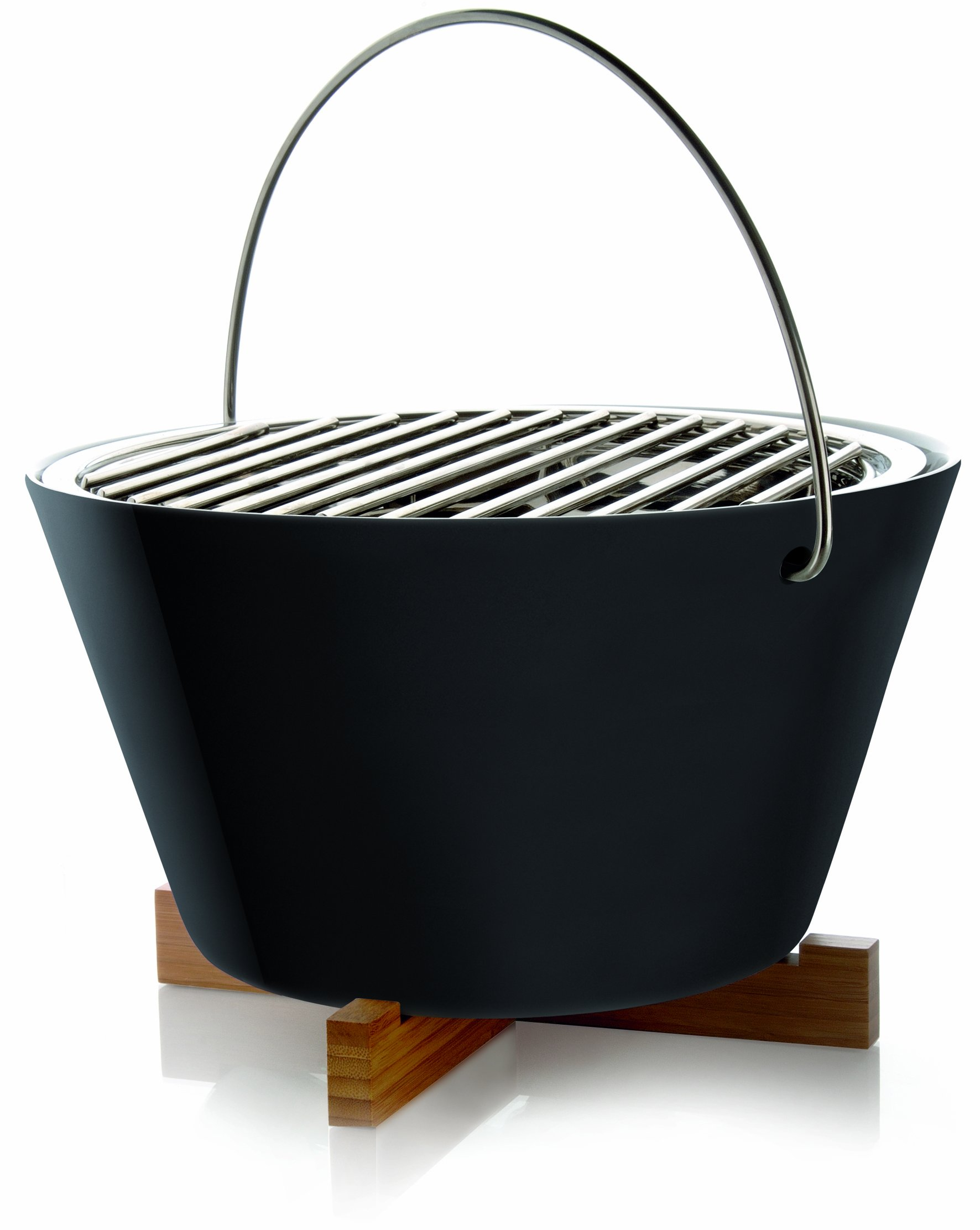 Eva Solo Table Grill, Porcelain, Black