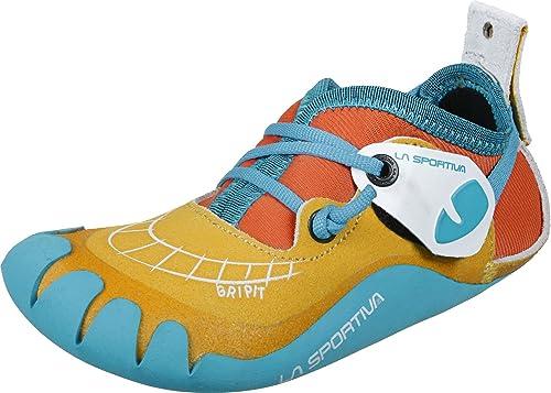 LA SPORTIVA 15r100304, Zapatos de Escalada Unisex Niños ...