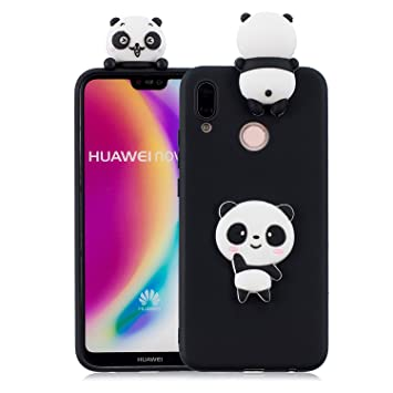coque silicone 3d huawei p20 lite