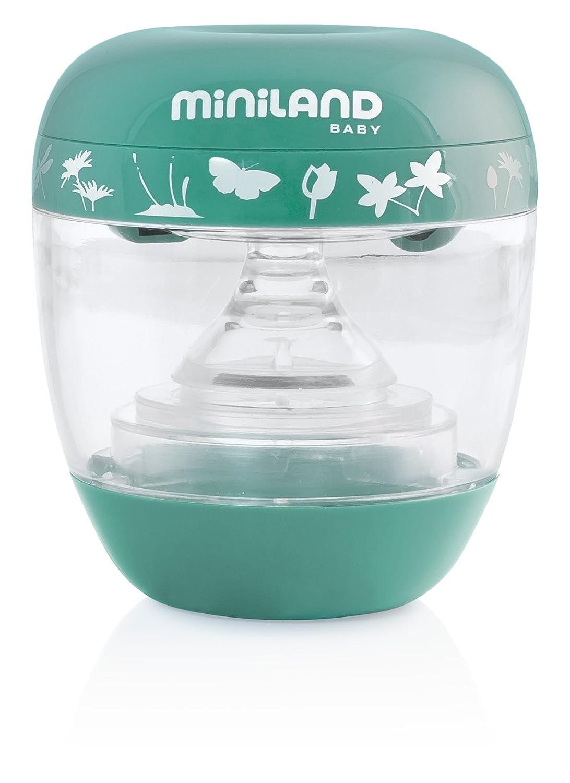 turquoise Miniland Baby 89163/on the Go Sterilizer