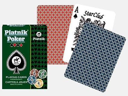 Piatnik Poker single deck By Piatnik Playing Cards