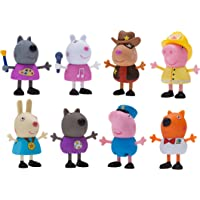 Peppa Pig When I Grow Up Figure 8 Pack