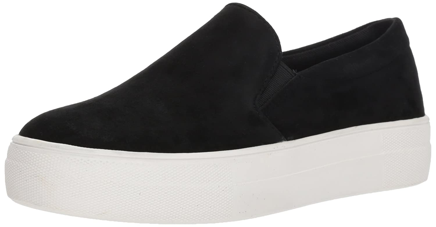 ee88af34d13 Steve Madden Women s Gills Fashion Sneaker Black  Buy Online at Low Prices  in India - Amazon.in