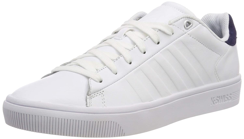 Blanc Blanc Blanc (blanc Navy 163) K-Swiss Court Frasco, paniers Basses Homme 96b