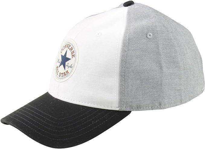 Converse - Gorra de béisbol - para Hombre Blanco Talla única ...