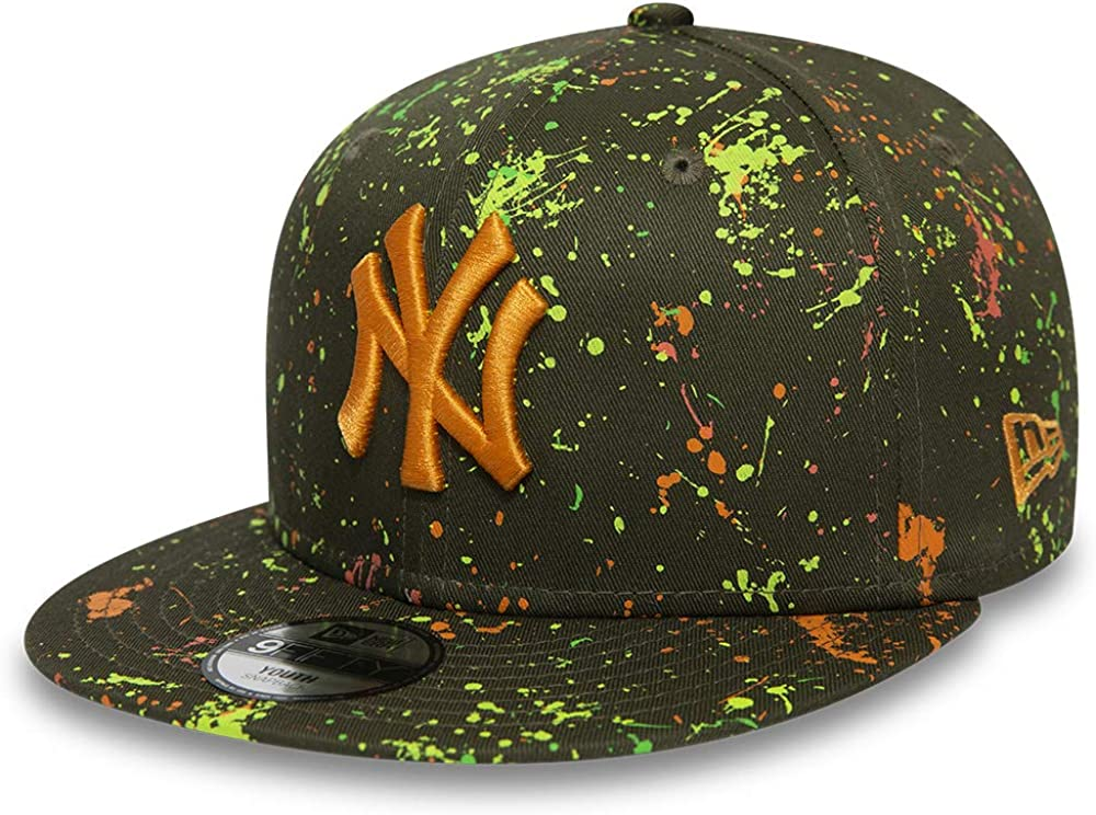 Age 4-10 Years New Era Kids 950 Paint Pack Snapback Cap