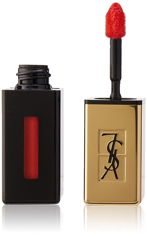 Yves Saint Laurent Rouge Pur Couture Rossetto, Vernis a Levres, 8 Orange De Chine, Donna, 10 ml C-YS-580-45