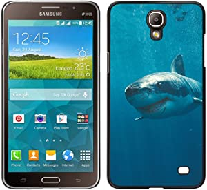 STPlus Big Hungry Shark Hard Cover Case for Samsung Galaxy Mega 2