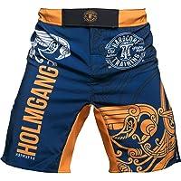 Hardcore Training Holmgang Fight Shorts Hombre Pantalones Cortos MMA BJJ Boxeo Grappling Fitness No Gi