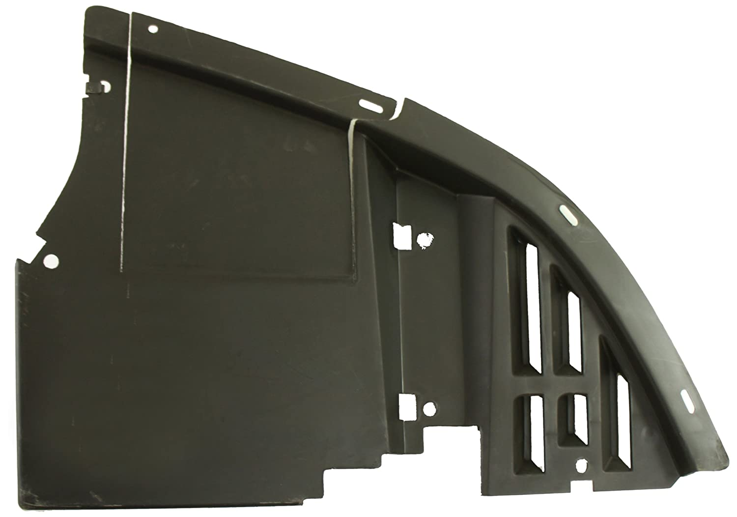 Genuine GM Parts 10297290 Front Bumper Deflector