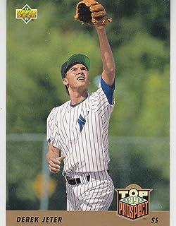 Amazoncom 1993 Upper Deck Sp Baseball Set 290 Cards Derek Jeter