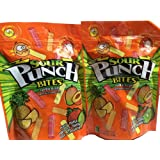 Sour Punch Bites Tropical Blends Candy, 9 oz (2 Pack)