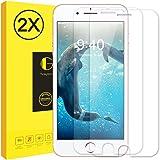 Schutzfolie für iPhone 6s 6, Vkaiy 2 Stück iPhone 6s 6 Panzerglas, 9H Härte, 3D Touch Kompatibel, Anti-Kratzen, Panzerglasfolie, Schutzglas Glasfolie, GehärtetemGlasDisplayschutzfolie für iPhone 6 6s