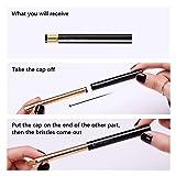 Travel Lipstick Brush, Retractable Lip Brush