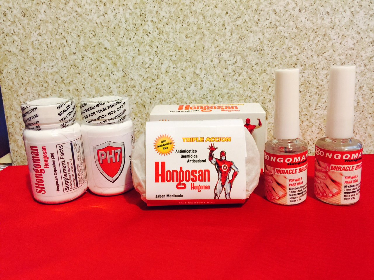 Amazon.com: Hongosan Hongoman Spray (The Original): Health & Personal Care