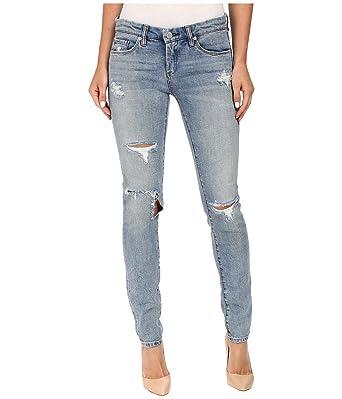 743f79c2a2c Blank NYC Women's Denim Distressed Skinny in Skinny Dipper Blue Jeans 31 ...
