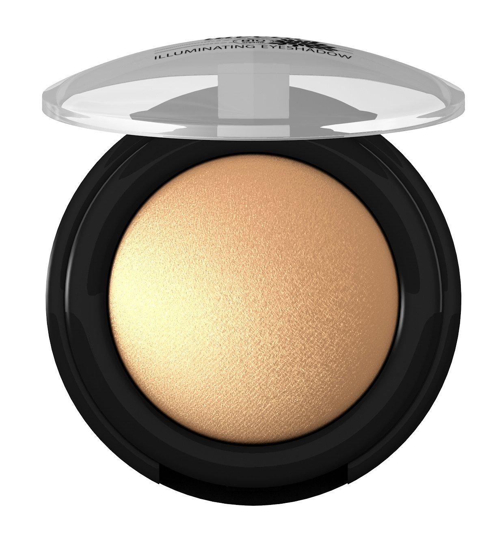 lavera Sombra ojos brillo -Vibrant Gold 05- vegano - cosméticos naturales 100% certificados - maquillaje - 2 gr Laverana 61624