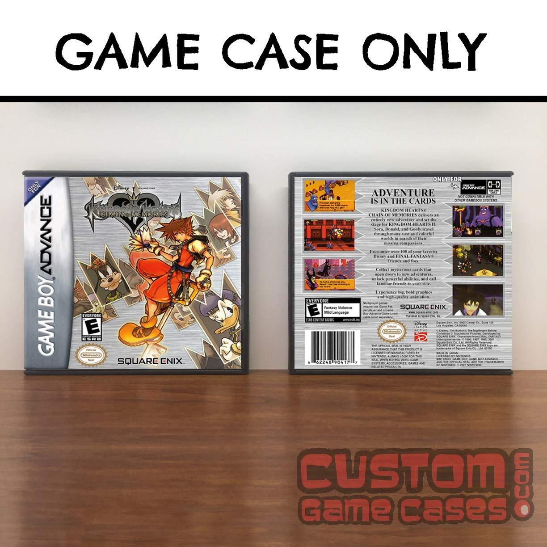 Amazon Com Gameboy Advance Kingdom Hearts Chain Of Memories