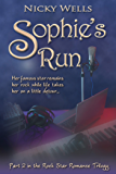 Sophie's Run (Part 2 in the Rock Star Romance Trilogy)