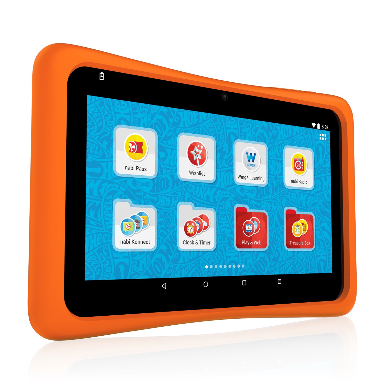 Hot Wheels Tablet. Powered by nabi by Hot Wheels (Image #4)
