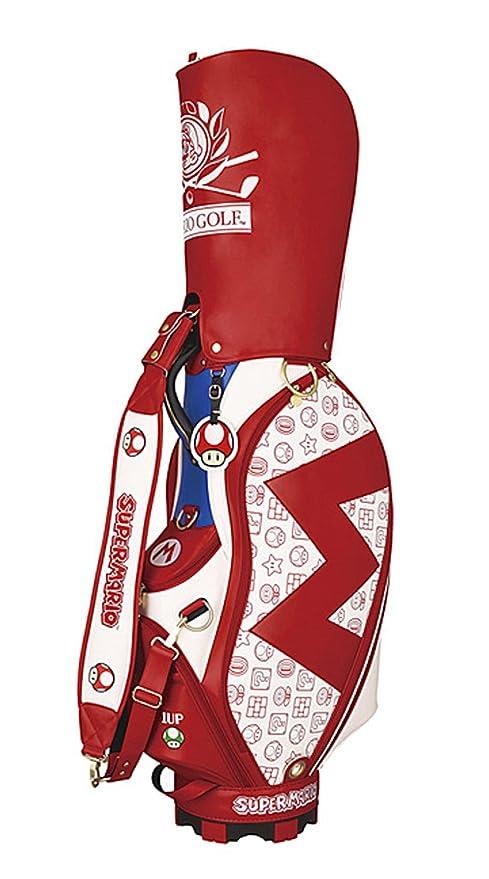 Amazon.com: Bolso para palos de golf, diseño de Super Mario ...