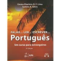 Falar...Ler...Escrever...Português: 3ª Edição. Kursbuch mit CD-ROM