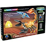 Laser Pegs Scorpion Standoff Light-Up Building Block Playset (170 Piece) The First Lighted Construction Toy to Ignite Your Child's Creativity; It's Your Imagination, Light It Up