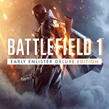 Battlefield 1 Early Enlister Deluxe Edition - PS4 [Digital Code]