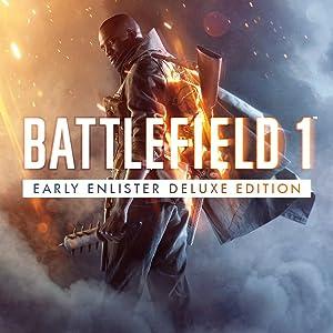 Battlefield 1 Deluxe Edition - PS4 [Digital Code]